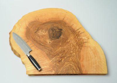 Schneidbrett - Kernesche Hirnholz